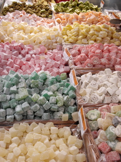 how to make turkish delight, what is rahat lokum, history of turkish delight