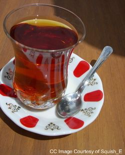 turkish tea photo, turkish souvenirs images