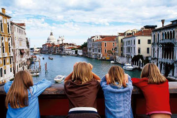 Venice tours for kids and children