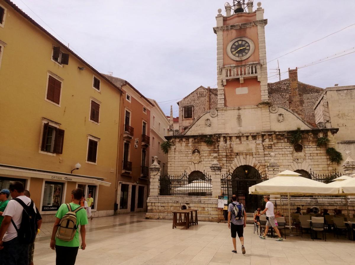 Zadar Travel For Cruisers Zadar Croatia Travel Guide